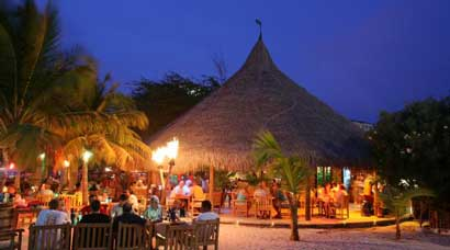 Moomba Beach Bar and Restaurant, Aruba