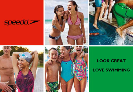 In de spotlight: Speedo