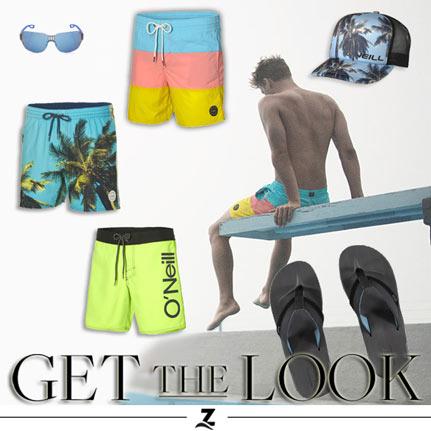 Prada Zwembroek Heren.Get The Look Get On Your Boardshort