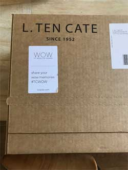 TC WOW zwemkleding review