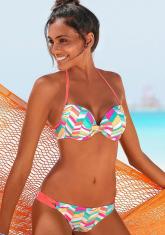 BUFFALO multicolour push-up bikini
